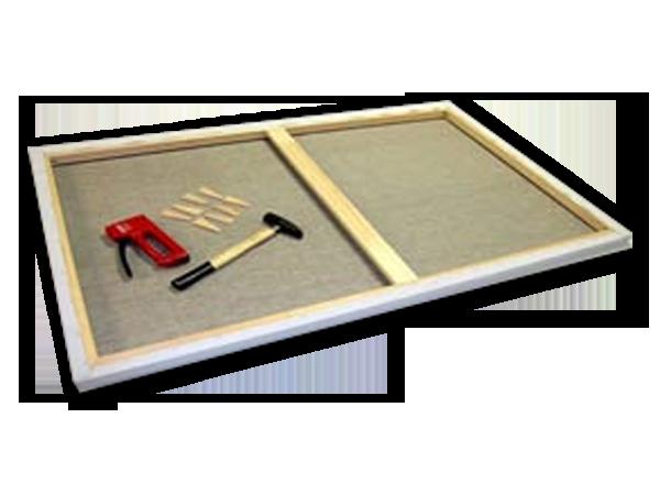 Как сделать рамку для полотна своими руками из брусков